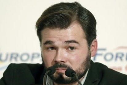 Bronca: El rufián Gabriel Rufián se enzarza en Twitter con varios periodistas
