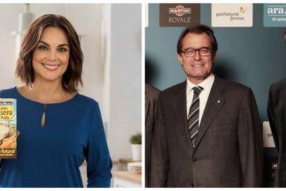 Pánico en los 'indepes' de Gallina Blanca: fichan a Mónica Carrillo como nueva imagen para sortear el boicot