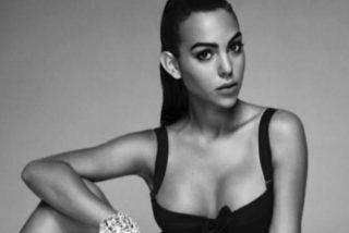 Georgina Rodríguez imita a JLo y presume de sus curvas mortales en unos ajustaditos leggings