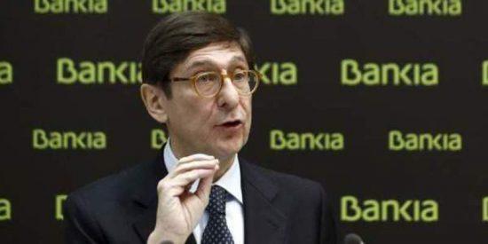 Bankia propone a los sindicatos partar un recorte de 2.510 empleos tras la fusión con BMN