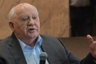 """Mijail Gorbachov: """"Putin es un líder que merecidamente goza de gran apoyo popular"""""""