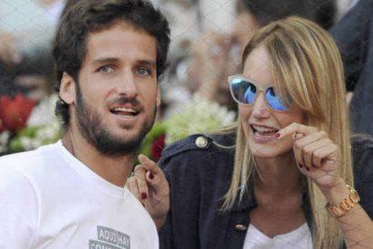 El tenista Feliciano López regresa a Madrid dispuesto a aguantar los pelotazos de Alba Carrillo