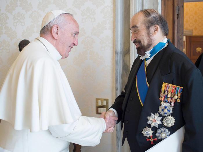Fallece el embajador de Colombia en el Vaticano