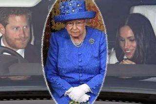Isabel II rompe su tradición navideña por Meghan Markle