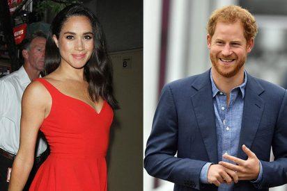 Meghan Markle y Harry: la pareja real supera con éxito su primer acto oficial