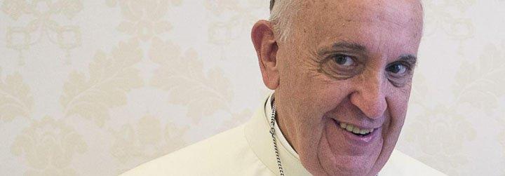 """Manuel Mandianes, al Papa: """"Oírte vacuna contra el fanatismo y la estupidez y ayuda a ser mejores personas"""""""