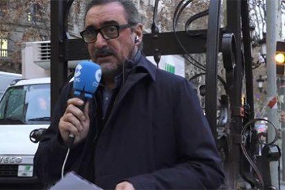 """Carlos Herrera (COPE): """"Con estos resultados, este viernes se marchan de Cataluña otras 3.000 empresas"""""""