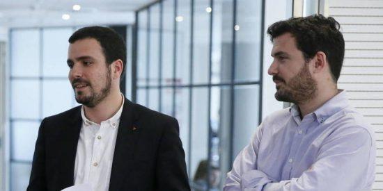 Carmena también destituye al hermano de Alberto Garzón que se queda sin 'chollo'