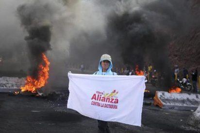 """Ola de violencia en Honduras: 7 muertos en las protestas contra el """"fraude electoral"""""""