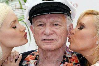 Los hijos del creador de Playboy serán desheredados si fuman un porro o se hacen una raya