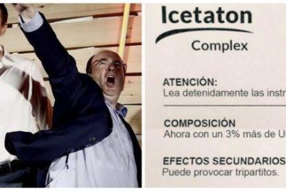 """El descomunal 'zasca' de Ciudadanos a 'Icetatón':""""Tiene efectos secundarios como provocar tripartitos"""""""
