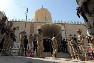 Al menos 10 muertos en un ataque a una iglesia en Egipto