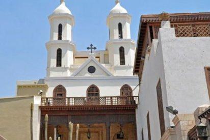 Asaltado un templo cristiano al sur del Cairo