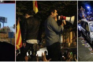"""Escolar critica al juez por dejar en la cárcel a 'Los Jordis': """"Destrozar coches de la Guardia Civil no es violencia"""""""