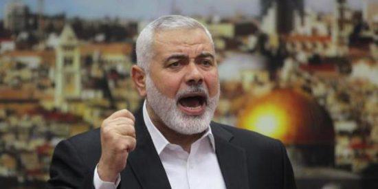 Los terroristas de Hamas llaman a una nueva intifada por la decisión final de Trump sobre Jerusalén