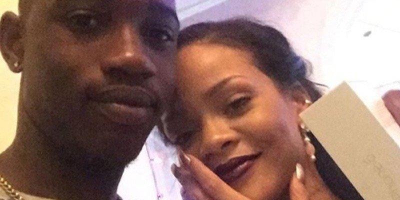 Rihanna llora la muerte de su primo, asesinado a tiros en Navidad