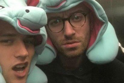 Amor: Sam Smith y Brandon Flynn se hacen su primer selfie juntos