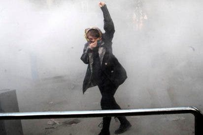 Irán vive las mayores protestas contra el régimen desde la 'Revolución verde' de 2009