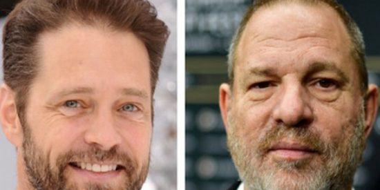 Jason Priestley confiesa que le partió la cara a Harvey Weinstein en 1995