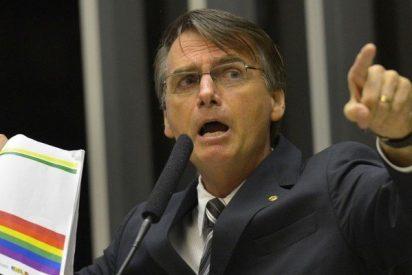El militar ultra Jair Bolsonaro presenta batalla a Lula da Silva por la presidencia de Brasil