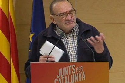 El endiablado cura del JxCat que pide ayuda divina para que gane Puigdemont