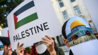 Los países musulmanes declaran Jerusalén Este como capital de Palestina