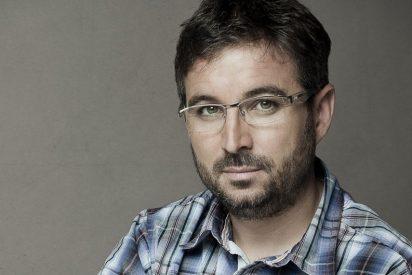 Jordi Évole 'El Compungido' lo pasa fatal por Junqueras en Nochebuena y lo dice