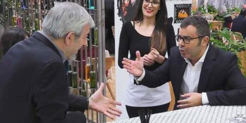'Telecinco': el capo Vasile apuesta por Carlos Sobera como 'alternativa' a Jorge Javier Vázquez