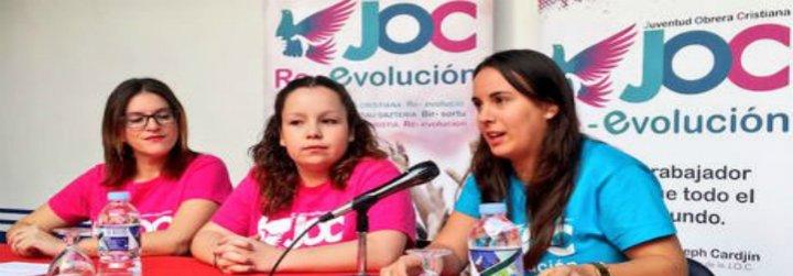 """La JOC denuncia el impacto en los jóvenes de un mundo laboral cada vez más """"cruel e inhumano"""""""