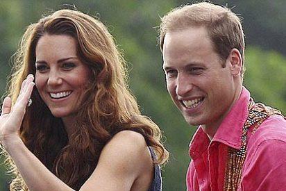 """El príncipe Guillermo sobre la boda de su hermano: """"Espero que deje de saquear mi nevera"""""""