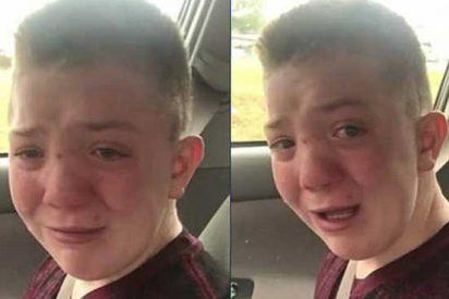 El desgarrador testimonio entre lágrimas de un niño víctima de 'bullying'