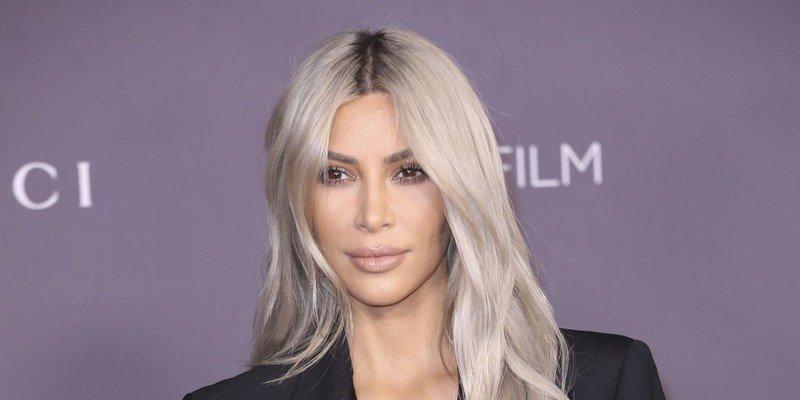 Kim Kardashian y su tierna, familinar y nada sensual felicitación navideña