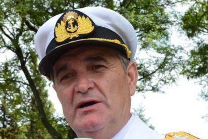 El presidente Macri destituye al jefe de la Armada por su incompetencia en la pérdida del submarino ARA San Juan