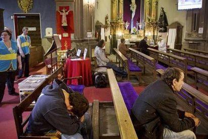 Mensajeros celebrará la Nochevieja con doscientas personas sin hogar