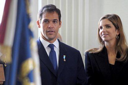 """Luis Alfonso de Borbón, destrozado por la muerte de su abuela: """"La tendré siempre en mi corazón"""""""
