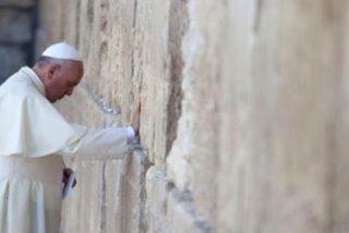 """Francisco exige a Donald Trump """"respetar el status quo"""" de Jerusalén"""