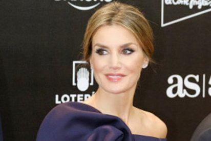 Ni te imaginas cómo ha calificado 'Vogue' el último estilismo de la reina Letizia