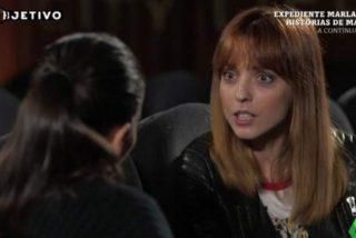 """Leticia Dolera detalla a Ana Pastor 'sus' abusos sexuales: """"Un director me tocó la teta dos veces en una fiesta y nadie hizo nada"""""""