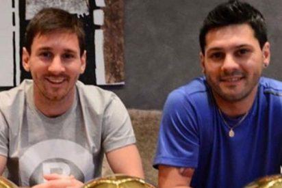 Orden de búsqueda y captura contra el hermano de Messi tras aparecer un arma y sangre en su lancha