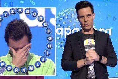 Alarma en 'Pasapalabra': Antonio, el concursante que rompió a llorar, abandona