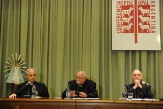 """La Iglesia argentina denuncia """"la creciente violencia política"""" en el país"""