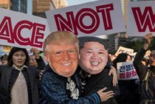 El obispo de San Diego recuerda que la doctrina no avala la beligerancia de EEUU con Corea del Norte