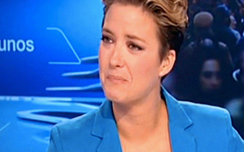 María Casado, muy cabreada, sale al paso para desmentir múltiples y malintencionados rumores