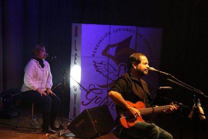 El cantautor católico Martín Valverde ofrece un concierto