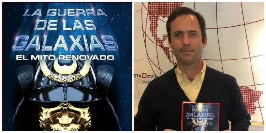 """Eduardo Martínez Rico: """"Me está gustando lo que está haciendo Disney con Star Wars"""""""