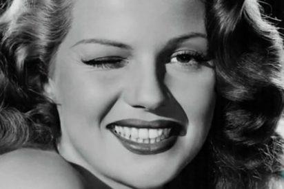 Rita Hayworth: La triste vida, la gloria y el penoso final de pelirroja más sexy del cine