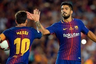 Paralizan Barcelona por la falsa amenaza de bomba en los autos de Lionel Messi y Luis Suárez