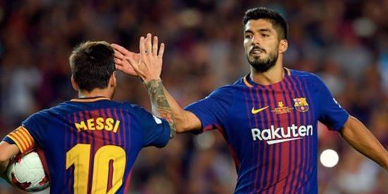 ¿Sabes por quién pagaría el Barcelona 100 millones de euros para que acompañe a Messi y Suárez en ataque?