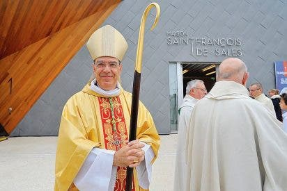 Michel Aupetit, nuevo arzobispo de París