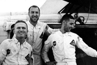 Hace exactamente 49 años que la NASA realizó su primera misión tripulada a la órbita lunar